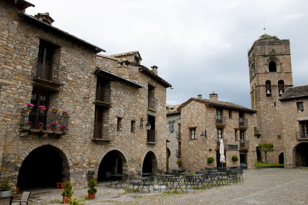 Ainsa - Spain