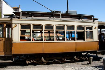 tramcar: Tramcar - Porto - Portugal