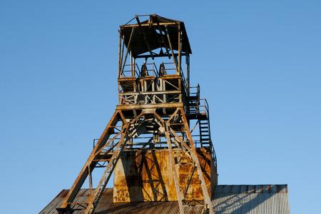 Old Mine Shaft Tower - Banska Stiavnica - Slovakia