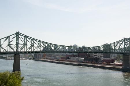 Jacques Cartier Bridge - Montreal - Canada