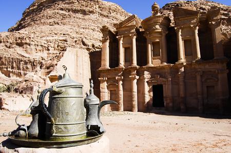 petra  jordan: The Monastery - Petra - Jordan