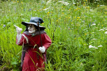Baba Yaga Witch - Slovakia