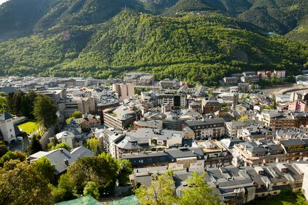 andorra: Andorra La Vella - Andorra