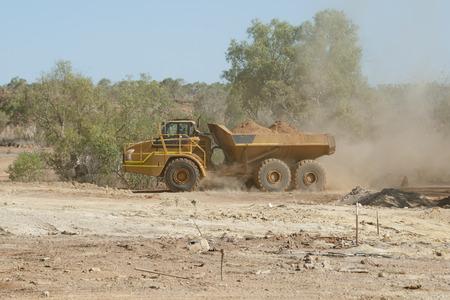 dump truck: Mining Dump Truck