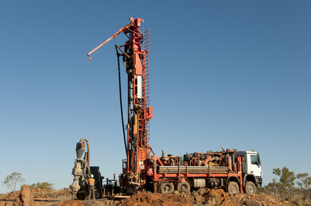 rc: RC Drill Rig