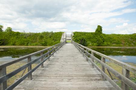 noix: Fort Lennox - Quebec - Canada