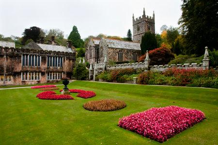 Lanhydrock Garden - Bodmin - England