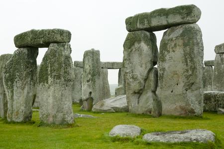 reloj de sol: Stonehenge - Inglaterra