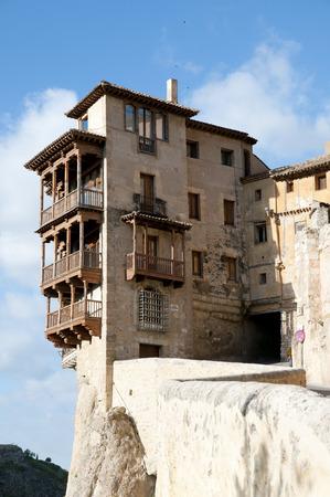 cuenca: Hanging Houses of Cuenca - Spain