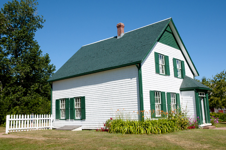Anne of Green Gables House - Prince Edward Island - Canada