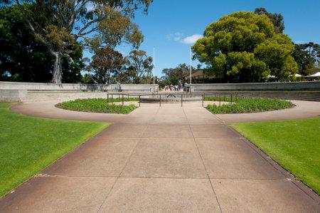 perth: State War Memorial - Perth - Australia