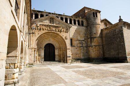 juliana: Collegiate & Cloister of Santa Juliana - Santillana del Mar - Spain