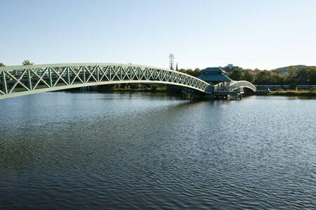 bernard: Bernard Valcourt Bridge - Edmundston - New Brunswick