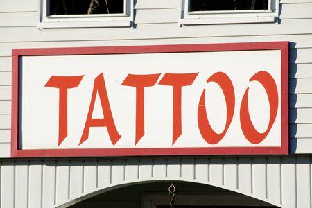 Tattoo Sign