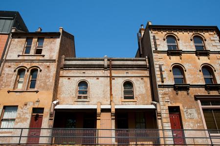 Building in The Rocks - Sydney - Australia