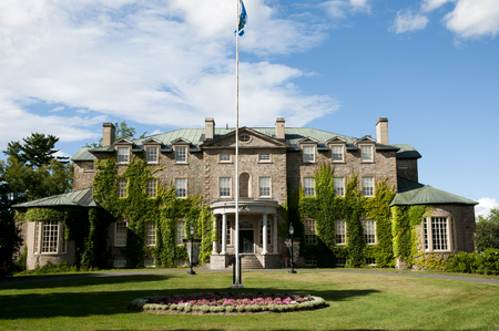 Government House - Fredericton - Canada