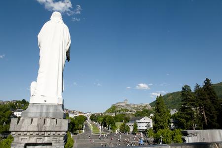our: Our Lady of Lourdes Sanctuary - France