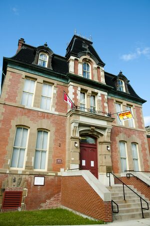 nb: Historic Garrison District - Fredericton - Canada