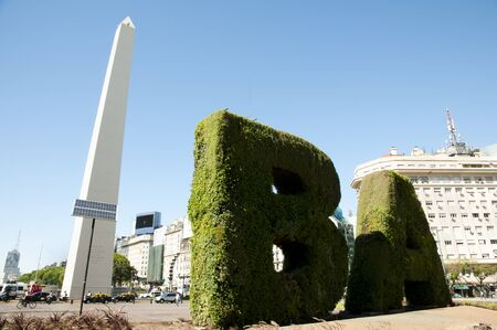 Floral Statue - Buenos Aires - Argentina