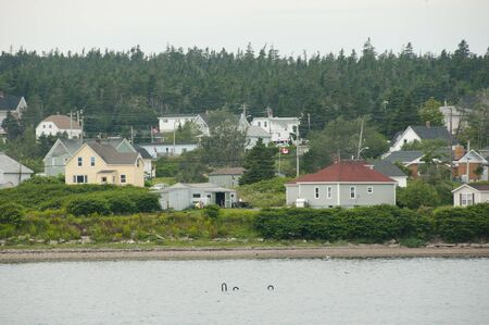 scotia: Louisbourg - Nova Scotia - Canada