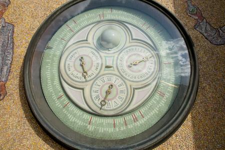 olomouc: Astronomical Clock - Olomouc - Czech Republic Stock Photo