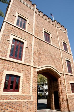 perth: Barracks Arch - Perth - Australia