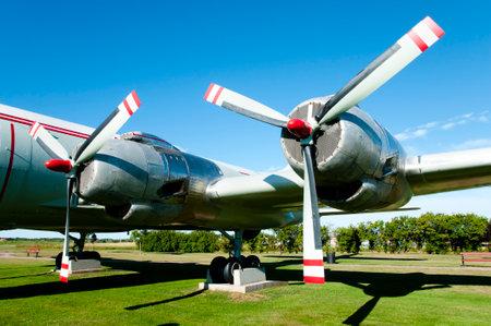 anti war: CP-107  Airplane