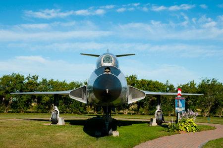 CF-101 Voodoo Airplane Editorial