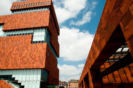 antwerp: MAS museum - Antwerp - Belgium