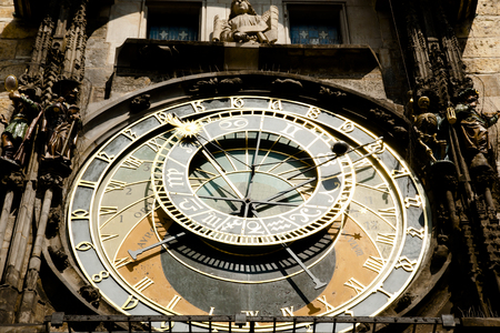 astronomical: Astronomical Clock - Prague - Czech Republic