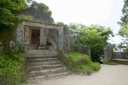 secluded: Convent of the Capuchos - Sintra - Portugal