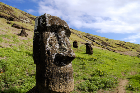 Moais - Easter Island