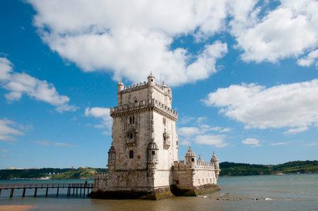 belem: Belem Tower - Lisbon - Portugal
