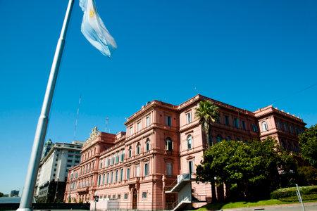 Presidential Pink House (Casa Rosada) - Buenos Aires - Argentina
