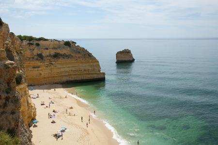 algarve: Praia da Marinha - Algarve Coast - Portugal