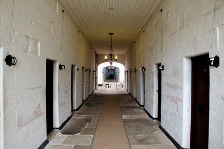convict: Port Arthur Convict Site - Tasmania Editorial
