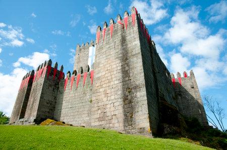 Guimaraes Castle - Portugal