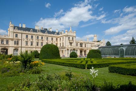 Lednice Palace - Czech Republic