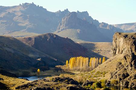 bariloche: Patagonia - Argentina Stock Photo