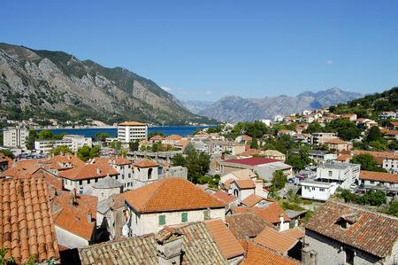 kotor: Kotor - Montenegro Stock Photo