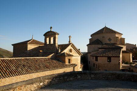 cuenca: San Pedro Church - Cuenca - Spain