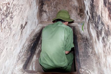 クチのトンネル - ベトナム