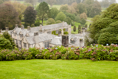 bodmin: Lanhydrock Garden - Bodmin - England