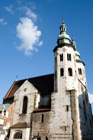 krakow: St Andrews Church - Krakow - Poland
