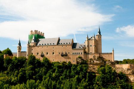 alcazar: Alcazar of Segovia - Spain Editorial