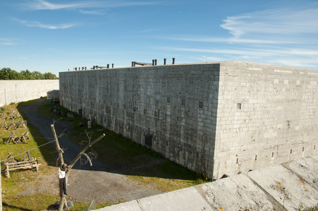 Fort Henry - Kingston - Canada Editorial