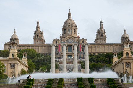 National Art Museum of Catalonia - Barcelona - Spain