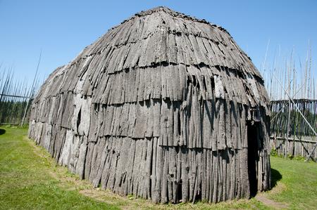 Tsiionhiakwatha Droulers Archaeological Site - Quebec - Canada