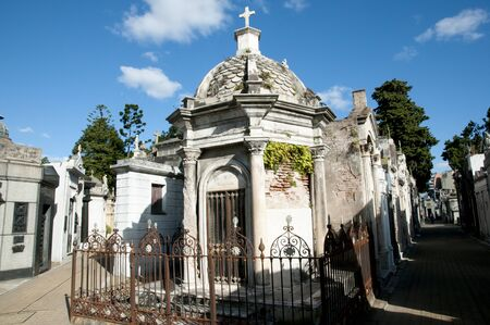 Recoleta Cemetary - Buenos Aires - Argentina