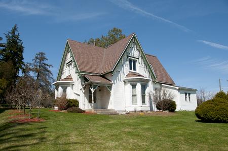 cemetary: Cataraqui Cemetary House - Kingston - Canada